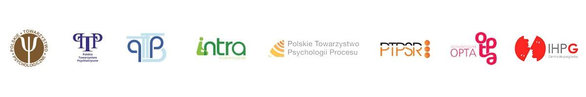 Nasi terapeuci są zrzeszeni w towarzystwach psychoterapeutycznych