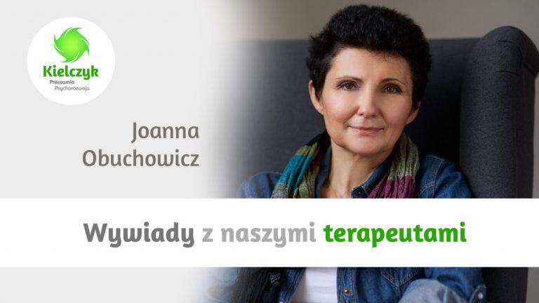 Wywiad z Joanną Obuchowicz